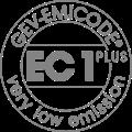 certifikace EMICODE EC1 PLUS