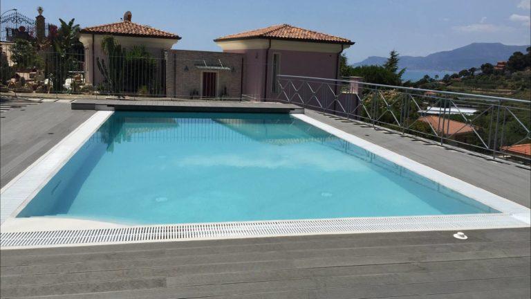 bazénová betonová stěrka