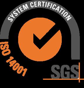 sgs certifikat