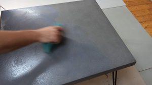 patinování stěrky MicroBond