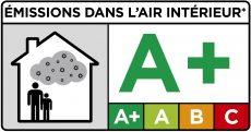 emissions dans lair interieur a+